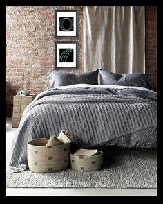 #spaces #brick #art #bedrooms http://society6.com/JensenMerrell