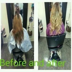 Before and after (our work) 681 Broadway Chula Vista CA 91910