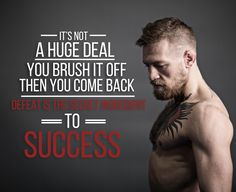 Conor McGregor quote #mcgregor #mma #ufc #conormcgregor #ireland