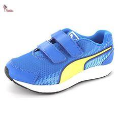 Fierce Lace Core, Chaussures de Fitness Femme, Bleu (Lapis Blue-White), 39 EUPuma
