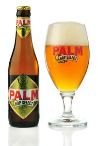 Detailed description of Palm Hop Select, a Belgian IPA of ABV brewed by Palm, part of Swinkels Family Brewers, with hops hailing from the brewery's own hop field and based on the 'classic' Palm, an iconic Belgian beer Beer Mats, Belgian Beer, Beer Brands, Beer Label, Craft Beer, Brewery, Trays, The Selection, Palm