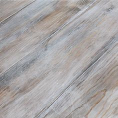 *flooring* Easy tutorial on how to create a weathered wood gray finish. Make new wood look like old weathered wood or refinish your furniture with this wood finish.