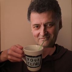 Steven Moffat drinks your tears.