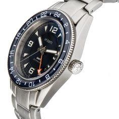 b61b42cc795 A coleção H.Stern Timepieces ganhou um modelo esportivo inédito  o Safira  GMT.