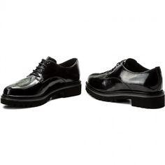 Oxford cipők LASOCKI - W517 Fekete