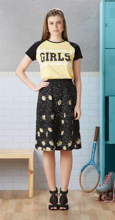 Camiseta Girls | Vestuário | Antix Store
