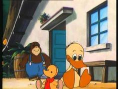 Alfred J. Kwak - Alfred comes to live Innocent Child, Old Tv, Disney Cartoons, My Children, Cool Watches, Childhood Memories, Fairy Tales, Disney Characters, Fictional Characters
