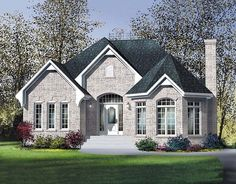Victorian House Plan 49564