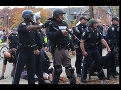 Riot Police Shoot At Houses In Keene And Attack Innocent Bystanders | The Free Thought Project