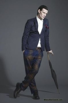 The Times Photoshoot - TheTimespic003 - Who is Matt Smith?