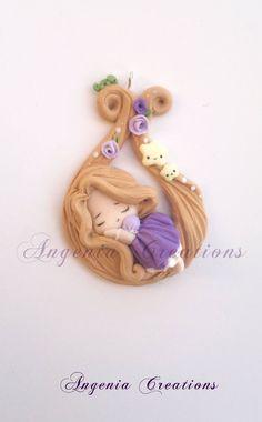 Rapunzel sleepy by ~AngeniaC on deviantART