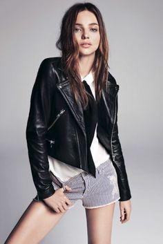 Miranda Kerr Rocks Mango's New A/W 2013 Collection
