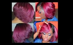 The Perfect Bob! Cut & Styled [Video] - http://community.blackhairinformation.com/video-gallery/weaves-and-wigs-videos/the-perfect-bob-cut-styled-video/
