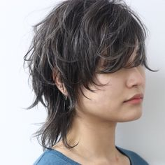 51 Pixie Haircuts You'll See Trending in 2019 51 Pixie Haircuts You'll See Trending in 2019 Flower Girl Hairstyles, Cool Hairstyles, Inspo Cheveux, Medium Hair Styles, Short Hair Styles, Mullet Hairstyle, Short Layered Haircuts, Pixie Haircuts, Haircut For Older Women