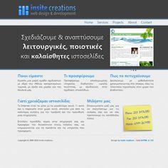 insite creations - Web Design and Development