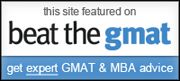Check out these helpful strategies for scoring a 700+ on the GMAT by Varsity Tutors