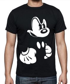 $179.00 Playera O Blusa Angry Mickey Enojado - Comprar en Jinx