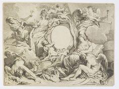 Book of Cartouches; Livre de Cartouches | Boucher, François | V&A Search the Collections