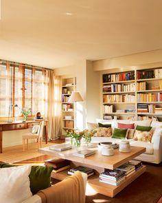 Best 35 Home Decor Ideas - Lovb Home Living Room, Interior Design Living Room, Living Room Designs, Living Room Decor, Bookshelves In Living Room, Living Room Goals, Home Decor Furniture, Family Room, Decoration