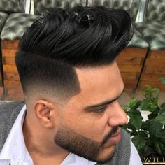 20 Best Taper Haircuts for Men - Men's Hairstyles Taper Fade Haircut, Tapered Haircut, Undercut Hairstyles, Hairstyles Haircuts, Cool Haircuts, Haircuts For Men, Hair And Beard Styles, Curly Hair Styles, Try Different Hairstyles