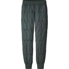 Lemaire's first Uniqlo collection, will be available in stores on Oct. 14. Padded jogger pants