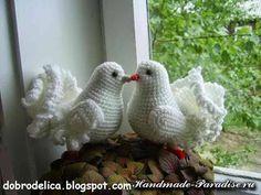 Paloma Tejidos a Crochet