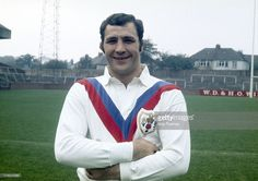 Tony Fisher, Great Britain Rugby League World Cup touring team, circa Rugby League World Cup, Great Britain, Touring, Fisher, Image