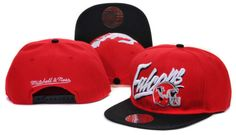 Atlanta Falcons Mitchell And Ness Snapbacks Hats Red 067 9508|only US$8.90