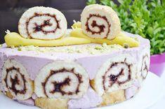 chute a vône mojej kuchyne.: Malinova torta s marcipanovymi slimacikmi Cheesecake, Pudding, Desserts, Food, Tailgate Desserts, Meal, Cheese Cakes, Dessert, Eten
