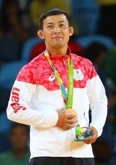 柔道男子 60 キロ級では、高藤直寿選手が銅メダルを獲得!2016 リオデジャネイロオリンピック・リオ五輪