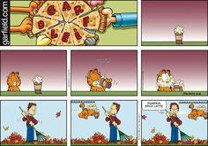Garfield Comic Strip, October 18, 2015 on GoComics.com