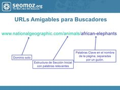 URLs Amigables para Buscadoreswww.nationalgeographic.com/animals/african-elephantsSLIDE MASTER – COVERPAGE                ...
