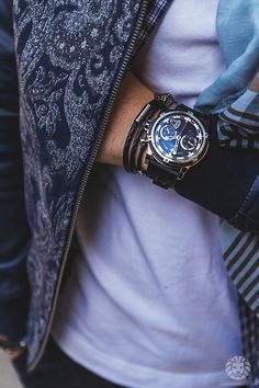 watchanish: Louis Moinet.