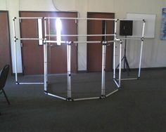 puppet space: PVC Stage