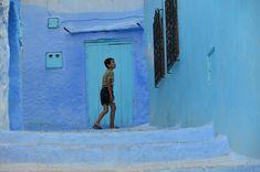 A walk through the blue city of Chefchaouen