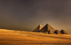 The Great Pyramids of Giza, Egypt   Spectacular Places