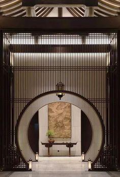 Asian Interior Design, Asian Design, Japanese Interior, Interior Styling, Interior Decorating, Asian Architecture, Interior Architecture, Bar Deco, Zen Interiors