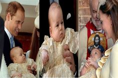 Watch pics of christening ceremony of royal baby  Prince George