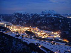 31.01.2015 - Tiefwinterliche Abendstimmung @ Kufstein (T)