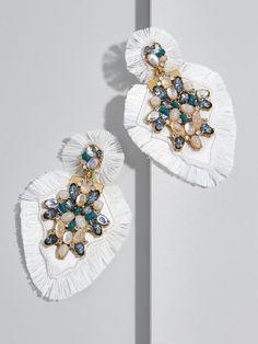 BAUBLEBAR | Elsa Drop Earrings | $38.00