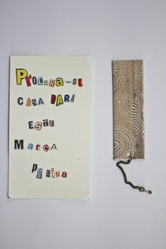 #bookmark #books #livros Marca página