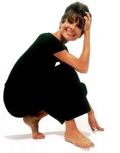 Audrey Hepburn. <3 1967