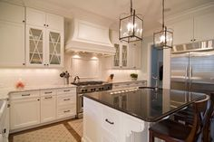 Pendants:  Troy or Genie House Lighting.  Houzz. These are what I envision for over the kitchen island.