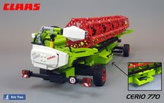 Lego Truck, Lego Ship, Lego Models, Lego Moc, Lego Technic, Lego City, Legos, Build Stuff, Projects To Try