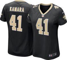 c106ec37218 Nike Women's Home Game Jersey New Orleans Alvin Kamara #41, Size: XL,