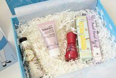 Glossybox Avril // April Glossybox