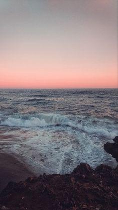 Wallpaper Tumblrs, Ed Wallpaper, Strand Wallpaper, Ocean Wallpaper, Summer Wallpaper, Iphone Background Wallpaper, Nature Wallpaper, Aesthetic Pastel Wallpaper, Aesthetic Backgrounds