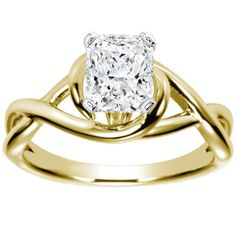 5 Ct GIA Radiant Cut Diamond Solitaire Engagement Wedding Ring - Click to find out more - http://gioweddingrings.com/5-ct-gia-radiant-cut-diamond-solitaire-engagement-wedding-ring-2/ COMMENT.