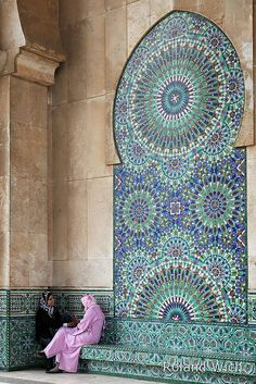 Casblanca - Mosquée Hassan II | Flickr - Photo Sharing!