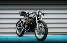 Yamaha XJ600 Custom by Pimmel